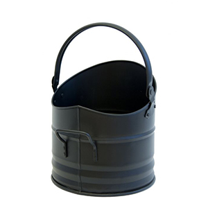 Minster Stoves, stockists of Mansion Black Bucket