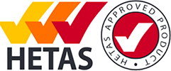HETAS Approved Solid Fuel Stoves