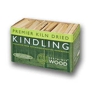 Minster Stoves, stockists of Certainly Wood Kiln Dried Kindling