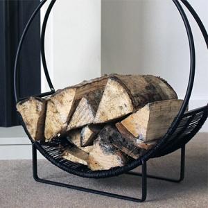 Mansion Log Baskets at Minster Stoves & Heating