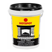 Minster Stoves, stockists of Hotspot Flue Chimney Cleaner