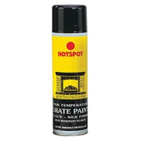 Minster Stoves, stockists of Hotspot Grate Paint