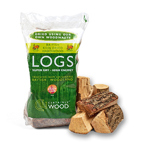 Minster Stoves, stockists of Certainly Wood Kiln Dried Logs