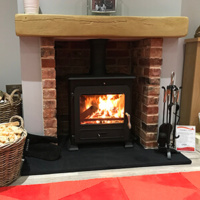 Solid Fuel Stoves, Wood Burning Stoves ,Gas Fires, Logs, Fireplaces and Gifts Showroom Leominster Herefordshire
