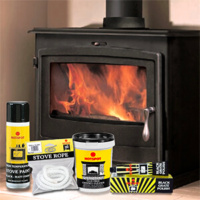 Stove Maintenance Products for sale in Herefordshire, Worcestershire and Shropshire