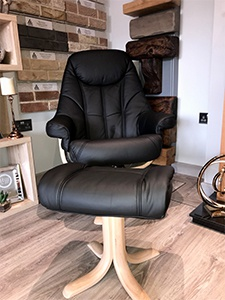 Black-Captains-Chair-Showroom