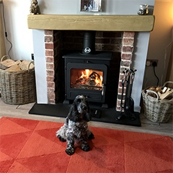 Fireplace Beams - Minster Stoves & Heating