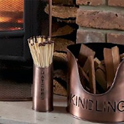 Hill Fireside Bucket at Minster Stoves & Heating