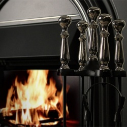 Mansion Companion Set at Minster Stoves & Heating