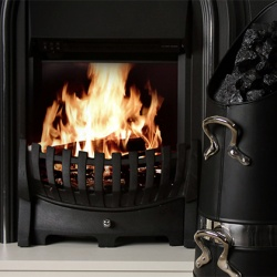 Mansion Coal Hods at Minster Stoves & Heating