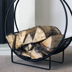 Mansion Log Baskets at Minster Stoves & Heating