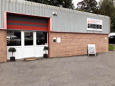 Wood Burning Stove, Gas Fire and Fireplace Showroom Herefordshire, Worcestershire and Shropshire
